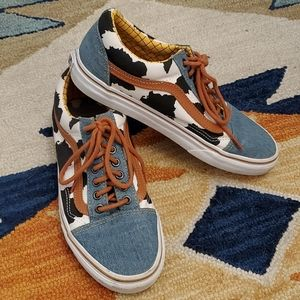 Vans Toy Story Woody/Andy Shoes 🤠